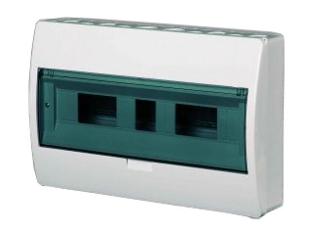 Rozdzielnia nadtynkowa ELEGANT 18 modułów IP30D Elektro-plast N.