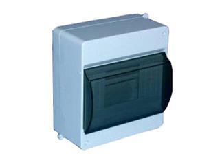 Rozdzielnia izolacyjna 6-modułowa z szybą Elektro-plast N.
