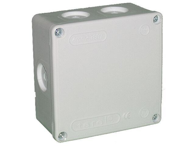 Puszka instalacyjna izolacyjna 5t 4mm2 Tarel