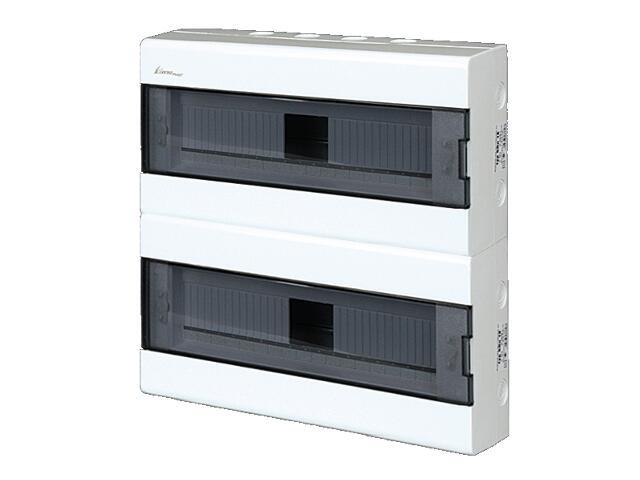 Rozdzielnia nadtynkowa SRn-2x18 (36) Elektro-Plast