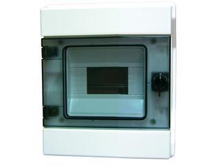 Rozdzielnia nadtynkowa hermetyczna RH-6/Z Elektro-Plast