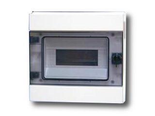 Rozdzielnia nadtynkowa hermetyczna RH-8/Z Elektro-Plast