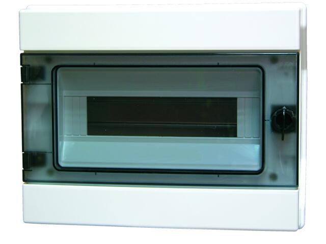 Rozdzielnia nadtynkowa hermetyczna RH-12/Z Elektro-Plast