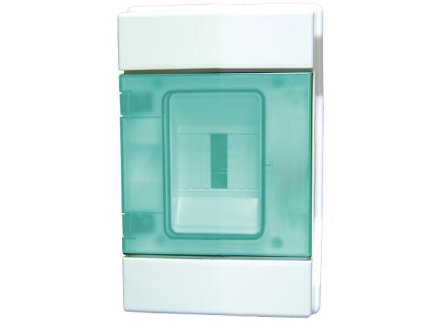 Rozdzielnia nadtynkowa hermetyczna RH-4/B Elektro-Plast