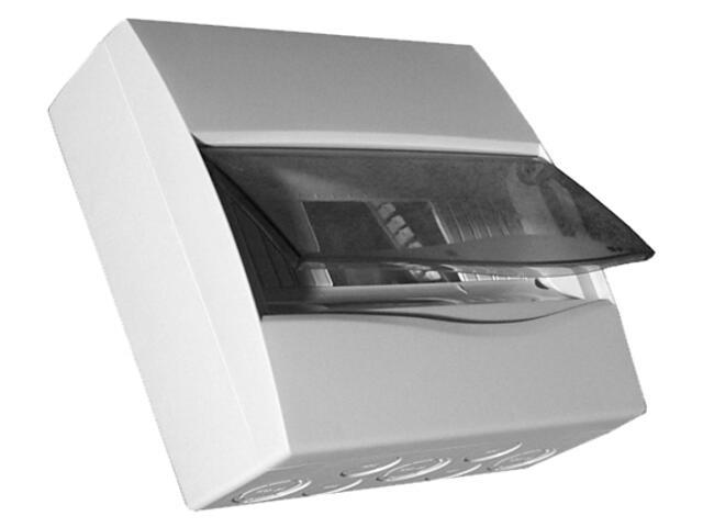 Rozdzielnia naścienna Combi szara 24 moduły IP40 z listw.drzwi transp. PCE