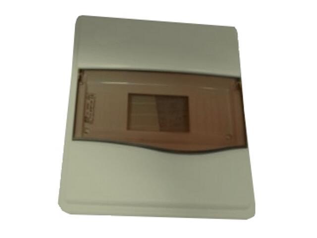 Rozdzielnia podtynkowa ORO szara 8 modułów IP40 z listw.drzwi transp. PCE