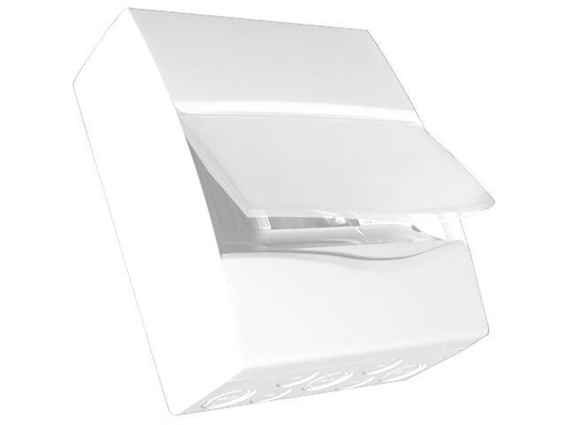 Rozdzielnia naścienna Combi biała 24 moduły IP40 z listw.drzwi pełne PCE