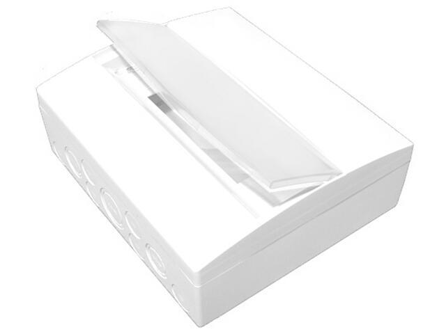 Rozdzielnia naścienna Combi biała 36 modułów IP40 z listw.drzwi pełne PCE