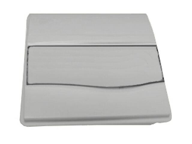 Rozdzielnia podtynkowa ORO biała 12M IP40 z listwami Z+N drzwi pełne PCE