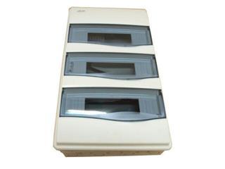 Rozdzielnia podtynkowa ORO biała 36M IP40 z listw.drzwi transp. PCE
