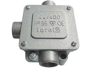 Puszka instalacyjna 5t 4mm2 3xP13,5 Tarel