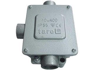 Puszka instalacyjna 5t 10mm2 3xP21 Tarel