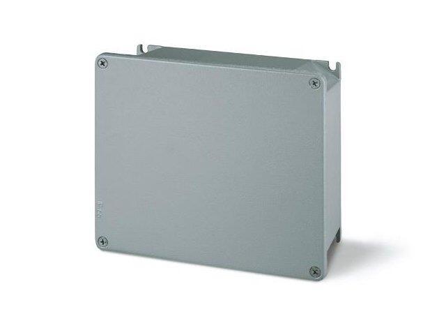 Puszka instalacyjna ALUBOX 100x100x59 mm Scame