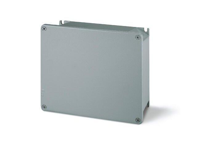 Puszka instalacyjna ALUBOX 140x115x60 mm Scame