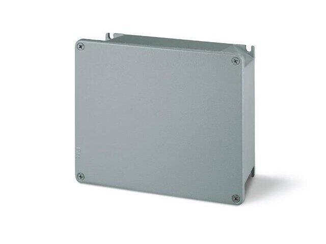 Puszka instalacyjna ALUBOX 166x142x64 mm Scame