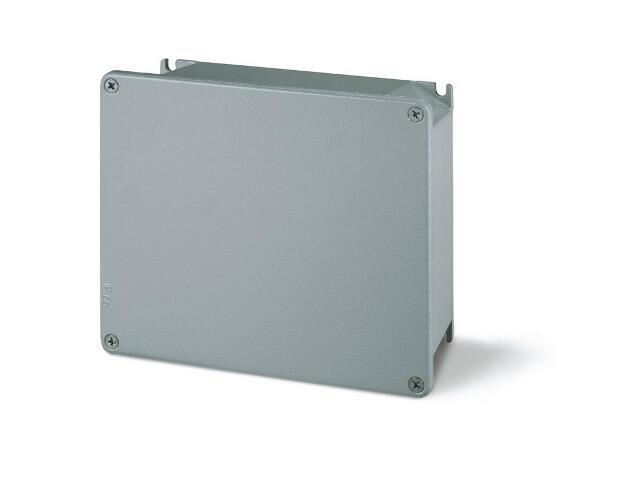 Puszka instalacyjna ALUBOX 410x315x150 mm Scame