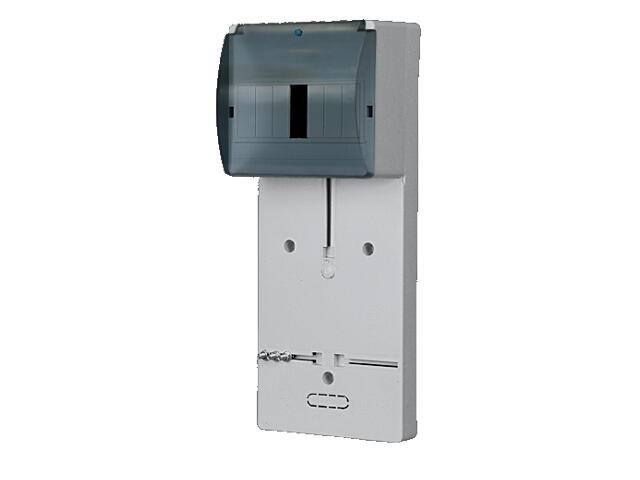 Tablica licznikowa z zabezpieczeniami typu TLR TLR-1F z szybką Elektro-Plast