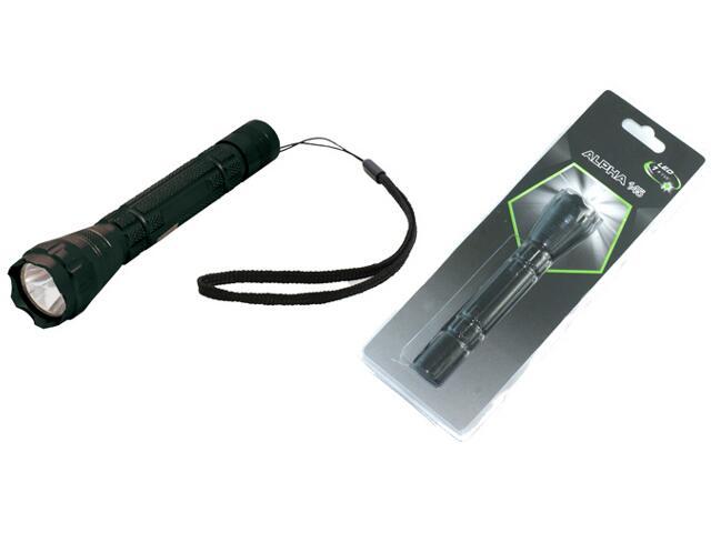 xLatarka ręczna aluminiowa LED ALPHA-145 MacTronic