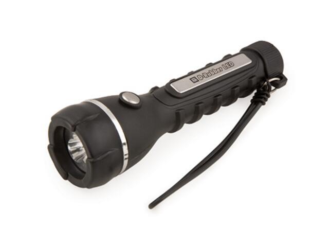 xLatarka ręczna Rubber LED RD220LED MacTronic