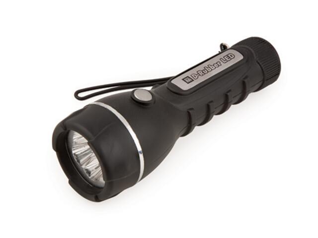 xLatarka ręczna Rubber LED RD250LED MacTronic