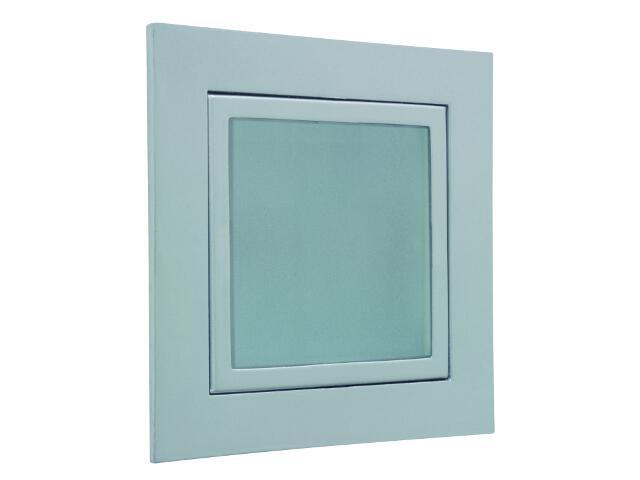 xOprawa punktowa schodowa Profi Line Window 1x20W aluminium Paulmann