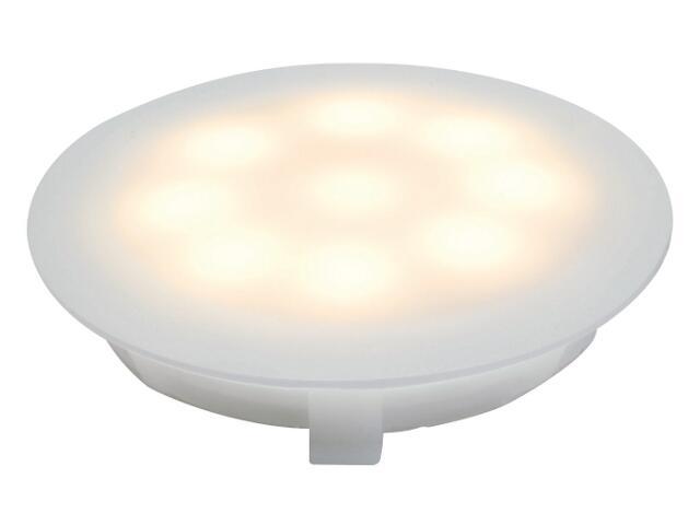 xOprawa podszafkowa Profi Line UpDownlight LED 3000K 1W satyna Paulmann