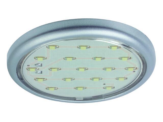 xOprawa podszafkowa Micro Line Profi LED 3x1W Alu Paulmann