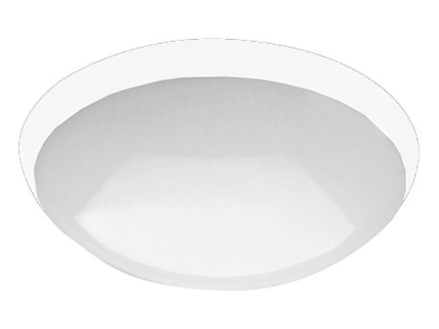 xPlafon przemysłowy hermetyczny CAMEA 1x75W E27 biały klosz matowy Lena Lighting