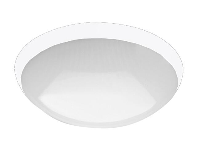 xPlafon przemysłowy hermetyczny CAMEA 1x21W TC-DD/GR10q biały klosz matowy Lena Lighting