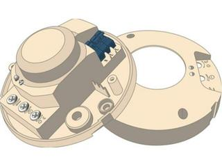 Czujnik ruchu mikrofalowy zabudowany typ: MCR-02 Zamel