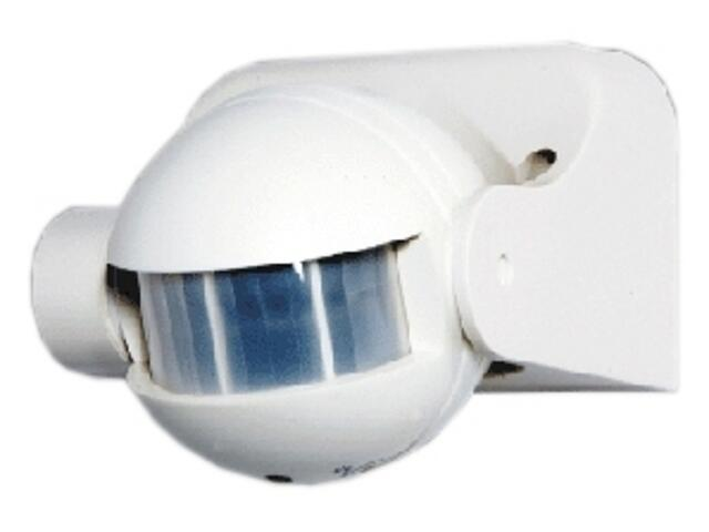 Czujnik ruchu ES-34A 180° biały Brilum