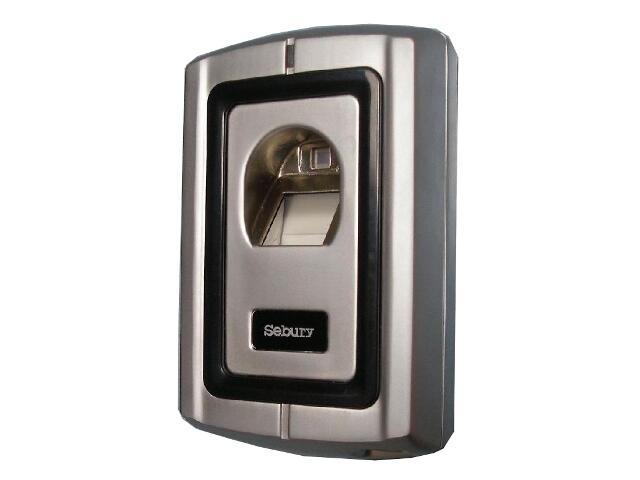Czujnik dostępu z czytnikiem linii papilarnych SEBURY F1, wyjście WIEGAND Eura-Tech