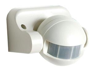Czujnik ruchu PIR zewnętrzny ES-34W 180 biały Eura-Tech