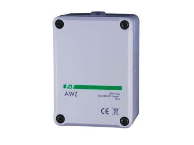 Czujnik zmierzchowy hermetyczny wyłącznik automatyczny 230V 16A AWZ F&F