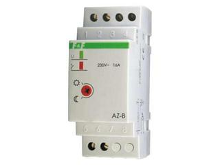 Czujnik zmierzchowy hermetyczny wyłącznik automatyczny na szynę 230V 16A AZ-B F&F