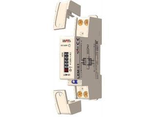 Licznik energii analogowy 1-fazowy typ: LEM-01 Zamel
