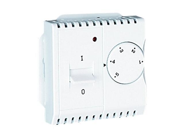 Termoregulator Basic z czujnikiem wewnętrznym BMRT10w.01/11 Kontakt Simon