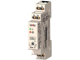 Czujnik zmierzchowy 1-modułowy 230/V/16A typ:WZM-01 Zamel
