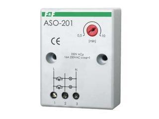 Programator schodowy wyłącznik automatyczny 230V 16A ASO-201 F&F