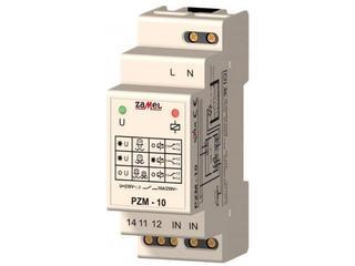 Przekaźnik funkcyjny zalania bez sondy 230VAC/16A typ: PZM-10/1 Zamel