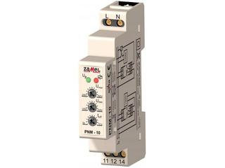 Przekaźnik instalacyjny napięcia 1-fazowy 230V typ: PNM-10 Zamel