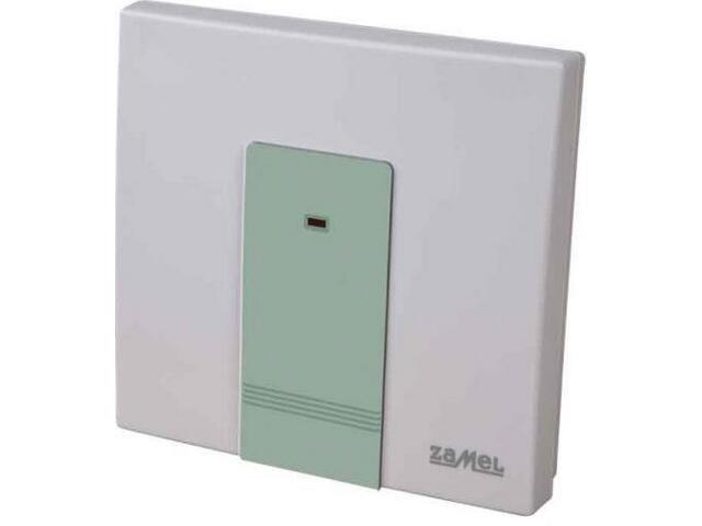 Przekaźnik instalacyjny retransmiter do dzwonków bezprzewodowych serii M Zamel
