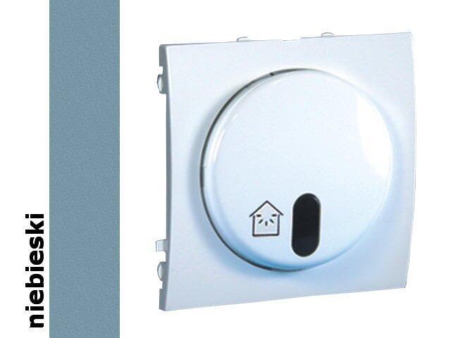 Ściemniacz Classic z symulatorem obecności (moduł) MSO10.01/23 niebieski Kontakt Simon