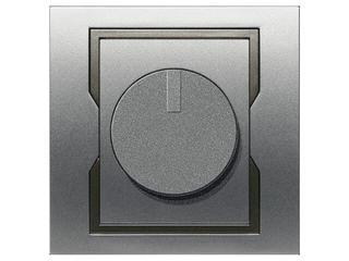 Ściemniacz QUATTRO obrotowy 400W SPT srebrny grafitowy Elektro-plast N.