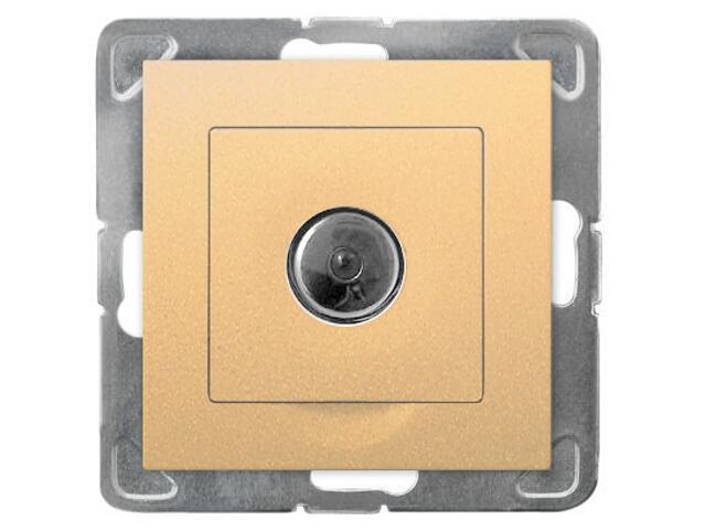 Ściemniacz IMPRESJA MODUŁ wielofunkcyjny złoty metalik Ospel