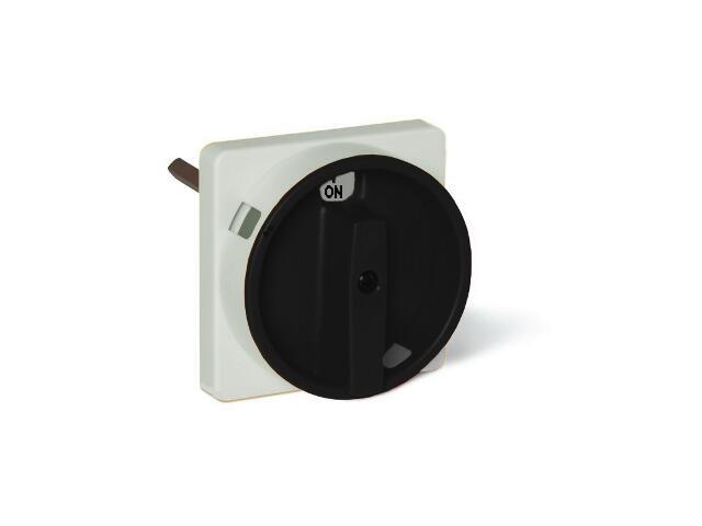 Łącznik krzywkowy w obudowie MANOVRA rękojeść 67mm B standardowa z zamykaniem (16,32A) Scame