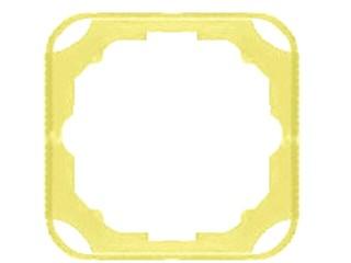 Ramka maskownicy żółta Tarel