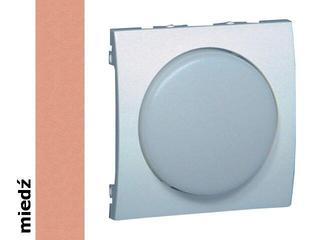 Pokrywa sygnalizatora świetlnego Classic (moduł) MSS/1.01/24 biały miedź Kontakt Simon