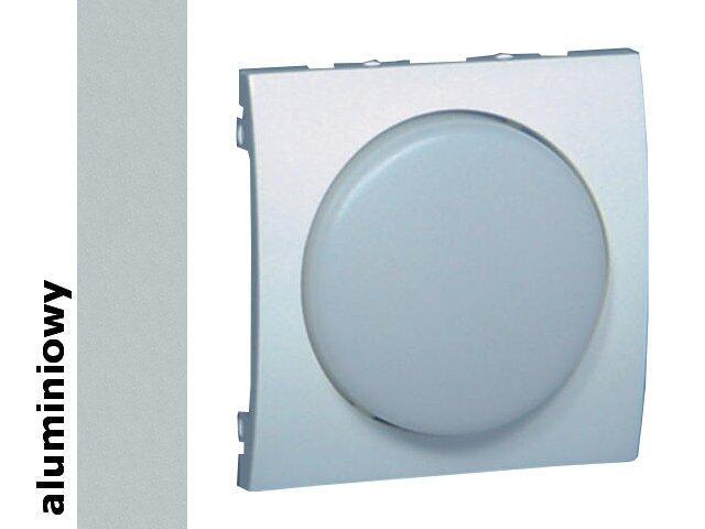 Pokrywa sygnalizatora świetlnego Classic moduł MSS/1.01/26 biały aluminium srebrny Kontakt Simon