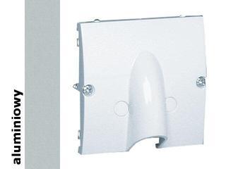 Pokrywka przyłącza kablowego Classic (moduł) MPK1.02/26 aluminium srebrny Kontakt Simon
